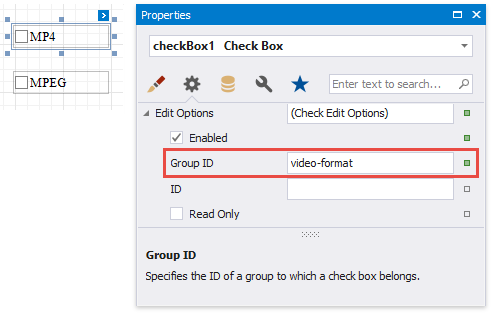 Edit Content in Print Preview | DevExpress End-User