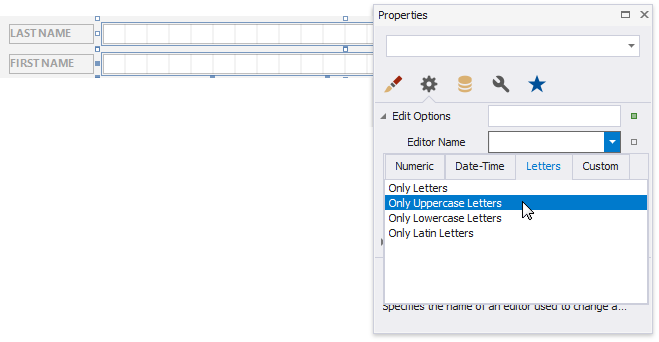 eForm-report-character-combs-editor-name-letters