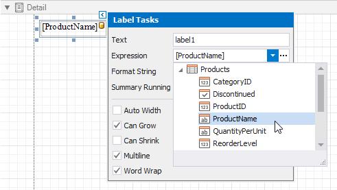 Label | DevExpress End-User Documentation