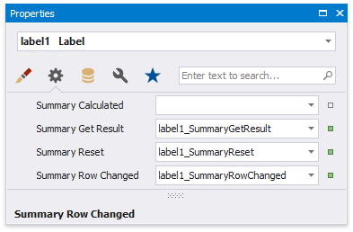 Calculate a Custom Summary | DevExpress End-User Documentation