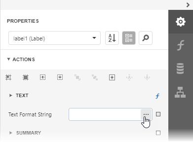 Format String Editor | DevExpress End-User Documentation