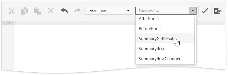 Calculate a Custom Summary | DevExpress End-User Documentation