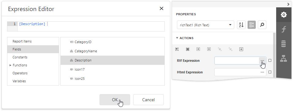 Rich Text   DevExpress End-User Documentation