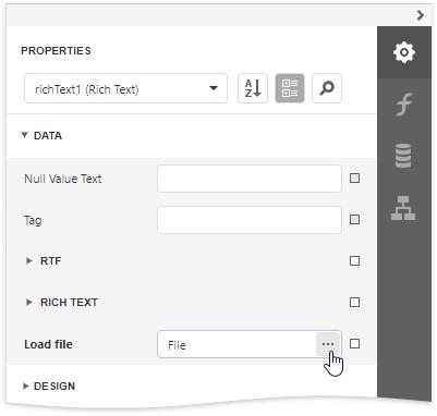 Rich Text | DevExpress End-User Documentation